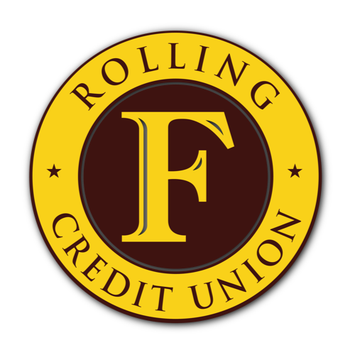 Rolling F Credit Union logo